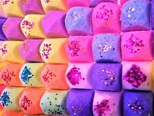 SALE 50 Mini Diamonds bath bombs Fizzy Limited Offer