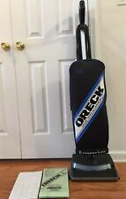 Oreck XL2 Celoc Hypo Allergenic Upright Vacuum - High/Low Power Model # U4090H2B