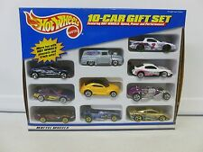 Hot Wheels 10 Car Pack w/ 1940's Chevy Panel Delivery Truck