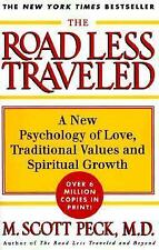 The Road Less Traveled: A New Psychology of Love, Traditional Values 0684847248