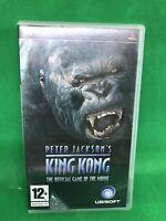 King Kong (Peter Jackson's) -  SONY PlayStation PSP Game  & UK Manual VGC