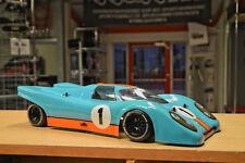 Karosserie Karosse Porsche 917 Le Mans Racecar 1:10 für Carson Tamiya F103 F104