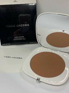 NIB MARC JACOBS O!Mega Bronzer Coconut Perfect Tan 102 Tantric Full Size HUGE!