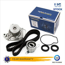 Timing Belt Water Pump Kit For 1996-2000 Honda Civic 1.6L 16V D16Y5 D16Y7 D16Y8