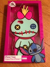 Scrump MXYZ 3D Artwork iPhone 7 Case Lilo And Stitch - Disney Store -  New