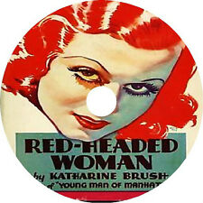 Red-Headed Woman DVD Jean Harlow Chester Morris Lewis Stone 1932 V Rare