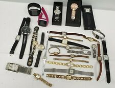 Collection/Bundle Of 28 Wrist Watches Various Styles Mixed Mens & Womens #546