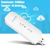 4G LTE USB Dongle Mobile Broadband WiFi Wireless Hotspot MiFi Router UNLOCKED