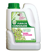 Purin de Consoude 1L, protection, fertilisant Bacteriosol