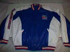 Indy Racing League Indy Car Series Jacket size XL polyvinyl