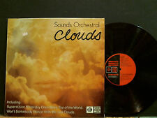SOUNDS ORCHESTRAL  Clouds   LP  Easy  Jazz    Lovely copy  !