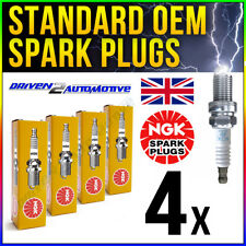 4x NGK CR9E 6263 TRADITIONAL OEM SPARK PLUGS FOR YAMAHA YZF-R1 1000 02/98–>01