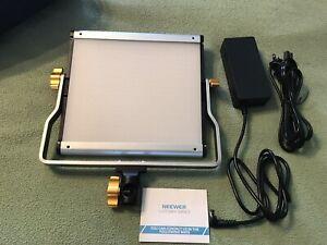 Neewer Photo Studio Dimmable Bi-color 480 LED Video Light and Stand Lighting Kit