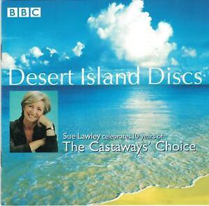 Desert Island Discs - Sue Lawley 10 Years of The Castaways' Choice (2CDs)