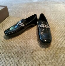 vagabond evelyn patent leather loafers size 6 EU 39