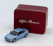 ALFA ROMEO 156 LIGHT BLUE N°5915729 SCALA 1/43 SOLIDO