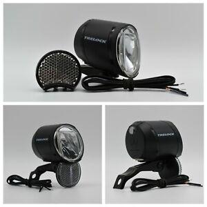 ⭐2021 Trelock LED E-Bike Scheinwerfer 6V-12V - 50LUX / Reflektor IPX4 -K1205⭐