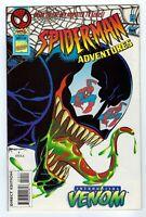 Spider-Man Adventures #10 1995 Very Fine+ (8.5) Intro: Venom (Animated)