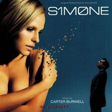 S1m0ne Simone - Original Soundtrack [2002] | Carter Burwell | CD