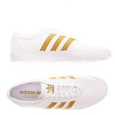 Adidas Originals Adi-Ease Canvas Sneakers Eu46 Uk11 Us11.5 Logo Low Top Lace Up
