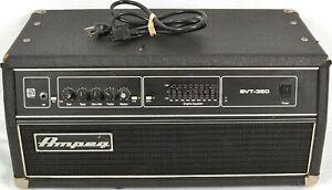 Ampeg USA SLM SVT-350 Electric Bass Guitar Amplifier Amp Head