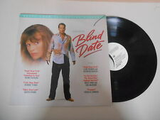 LP OST Blake Edwards : Blind Date (9 Song) ZENSOR MUSIKPROD