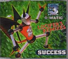 3-O-Matic - Success (Lucifer's Remixes) - CDM - 1994 - Eurodance Maad Records