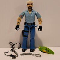 G.I. Joe ARAH 1985 SHIPWRECK Complete Action Figure SUPER NICE+++!!!