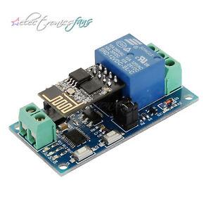 ESP8266 12V WIFI Relay IOT Intelligent Home Mobile APP Remote Control
