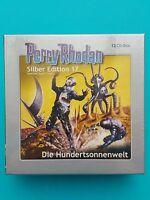 Perry Rhodan Silber Edition 17 Hunderts.  12 CD-Box  ungekürzte Lesung NEU !!!
