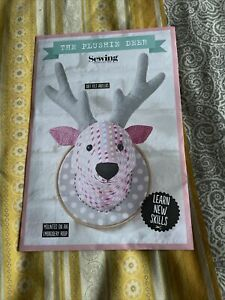 THE PLUSHIE DEER Sewing Pattern by Simply Sewing  - uncut