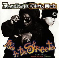 Prince Ital Joe feat. Marky Mark Life in the streets (1994) [CD]