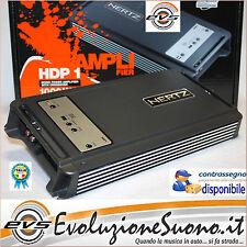 Hertz HDP 1 Amplificatore MONO Classe D per Subwoofer 1000W Rms Nuovo GAR ITALIA