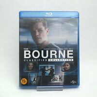 The Bourne Classified Collection - Blu-ray (2019) 5-Movie