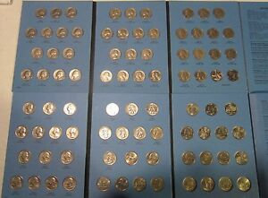 US Washington Quarter Dollar Coin Lot with 86 coins 1965-2001 and FREE SHIPPING