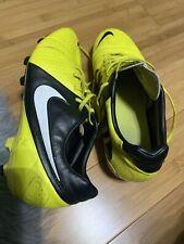 Nike CTR360 Trequartista III FG Soccer Cleats, Yellow/Black, Men's 9.5 US