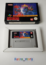 Super Nintendo SNES - Mighty Morphin Power Rangers - The Fighting Edition - PAL