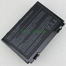 Laptop Notebook Battery For ASUS K40 X8B X8D X5C X5D X5DIJ A32-F52 A32-F82 6Cell