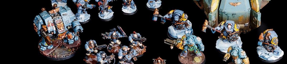 Warhammer Miniatures