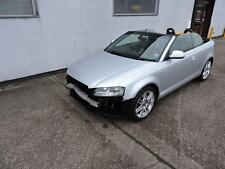 08 Audi A3 Cabriolet 1.8TFSI S Line Damaged Salvage Repairable Cat N