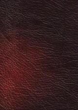 Italian Full Leather Hide Colour Antique Red