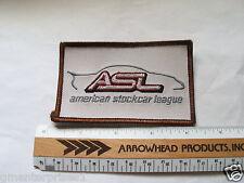 American Stockcar League Racing Patch (#469) **