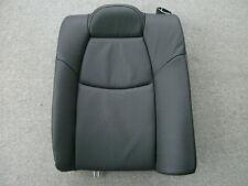 Mazda RX8 black leather left rear seat back