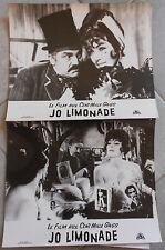 JO LIMONADE Oldrich Lipsky KAREL FIALA Rudolf Deyl 2 Original Photos 1964