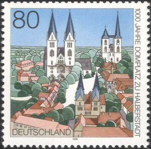 Germany 1996 Cathedral/Churches/Town Buildings/Architecture/Heritage 1v (n45076)