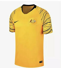 Nike 2018 Australia Gold Cup Home Stadium Soccer Jersey Size XL 893852-739