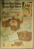 Dromedary Baking Ad: Dromedary Cake Mix ! from 1946 Size: 11 x 15 inches