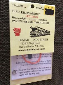 "Tomar PENNSYLVANIA ""THE DETROIT ARROW"" (KEYSTONE) Pass Tailsign Kit HO-586"
