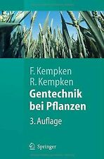 Gentechnik bei Pflanzen: Chancen und Risiken (Sprin... | Buch | Zustand sehr gut