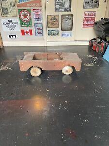 pedal cars vintage